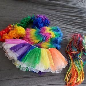 Pride Rainbow Accessories